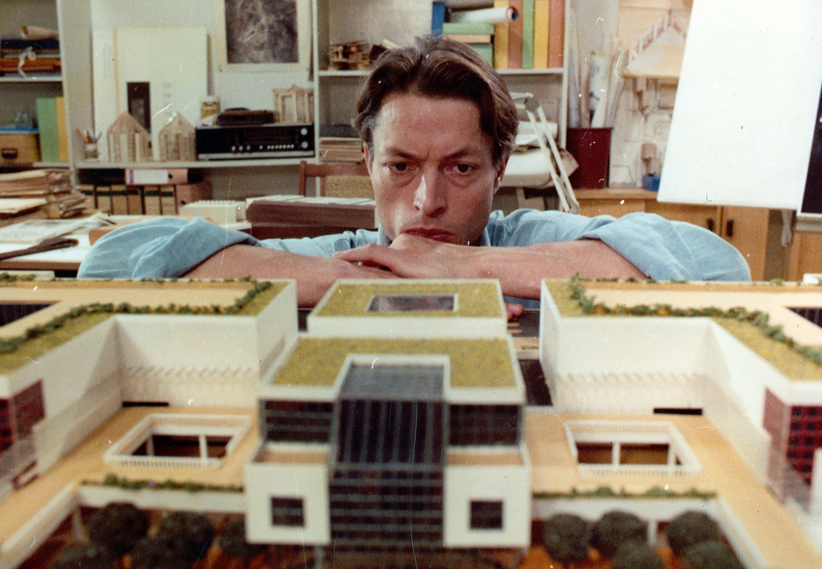 Die Architekten - Filmfoto